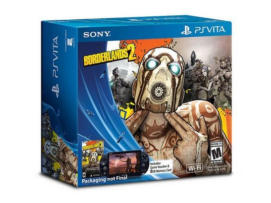 PS Vita Borderlands 2 bundle