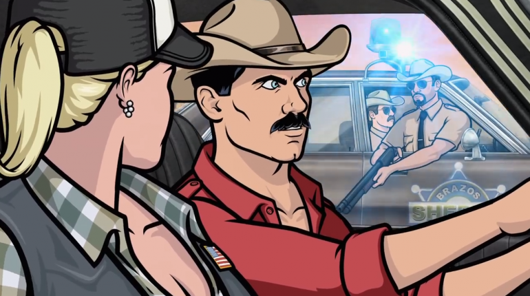 streaming archer free