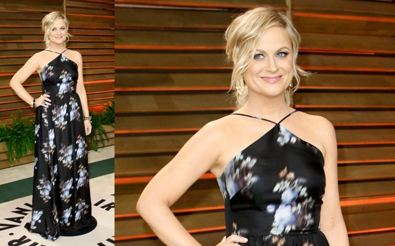 Oscars After Party: Amy Poehler