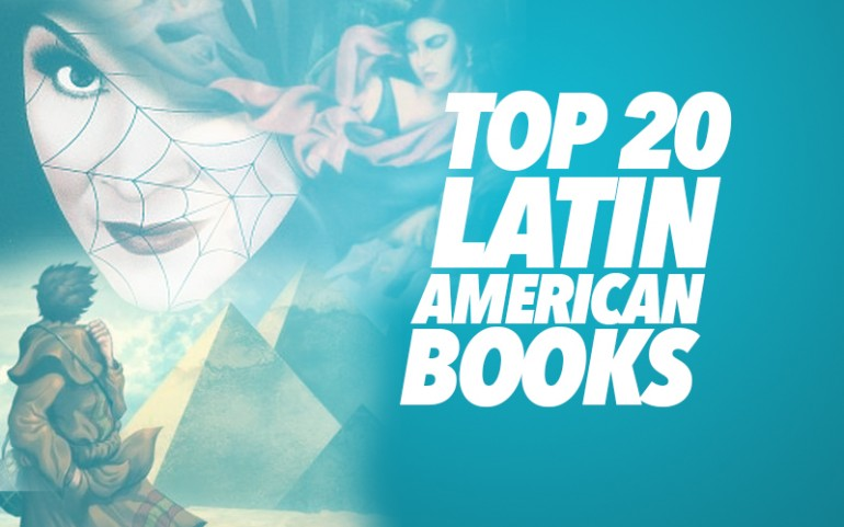 Top 20 Latin American Books To Read