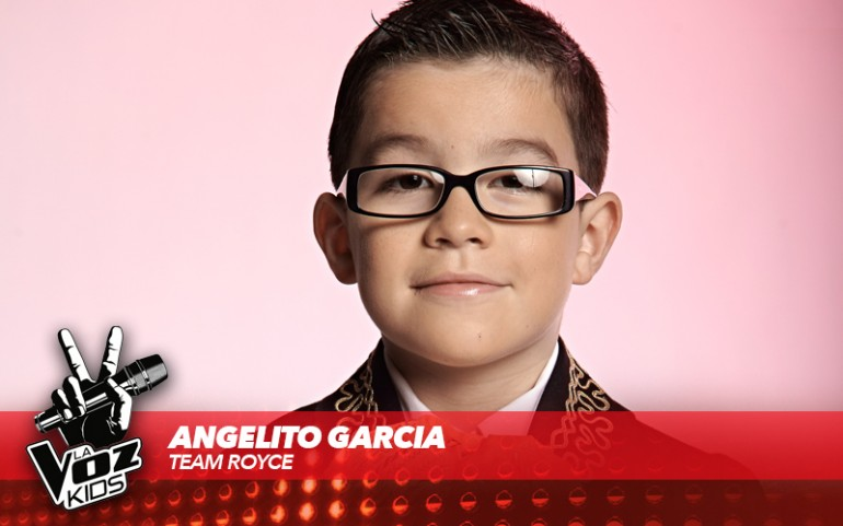 'La Voz Kids' Season 2: Angelito Garcia