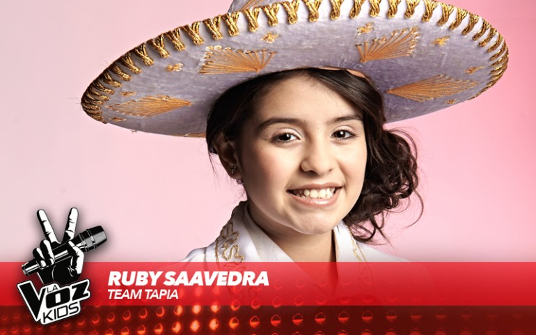 'La Voz Kids' Season 2: Ruby Saavedra