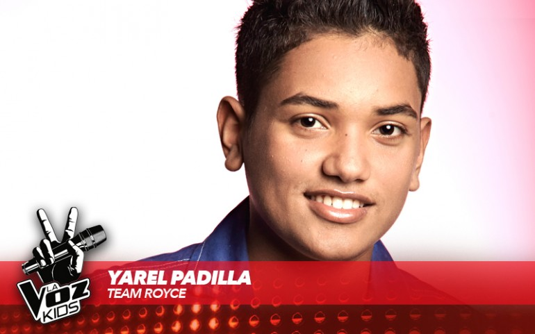 'La Voz Kids' Season 2: Yarel Padilla