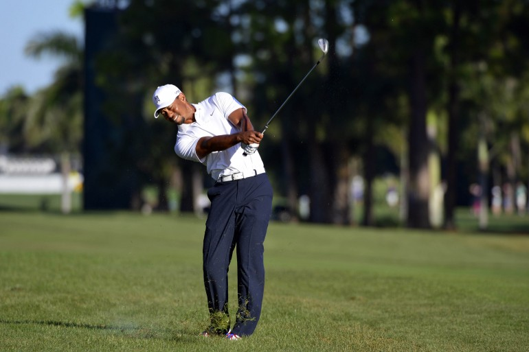 Tiger Woods Masters Tournament