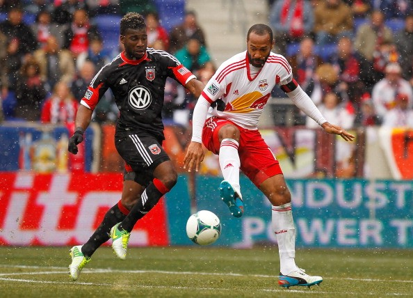 Thierry Henry Arsenal Red Bulls 2014