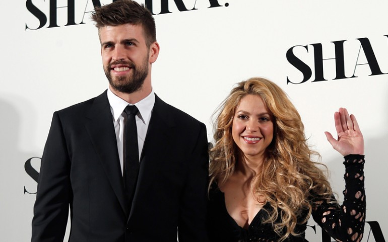 Shakira And Gerard Pique Headed For A Break-Up?