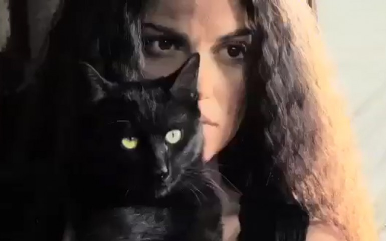 Maite Perroni Returns As 'La Gata'