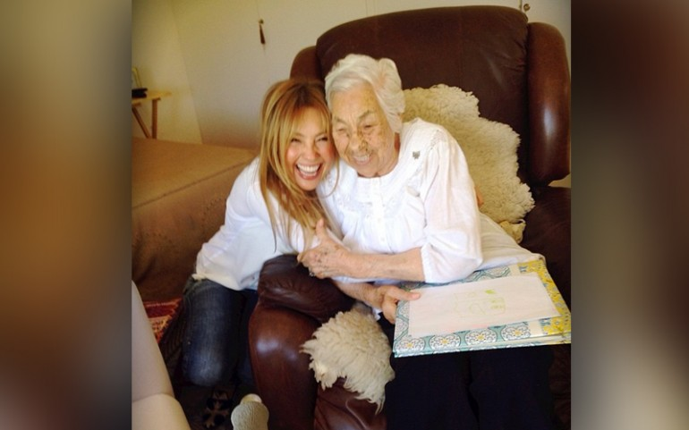 Thalia Reunites With Grandmother, Makes Peace With Laura ...