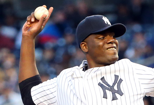 Michael pineda dating who