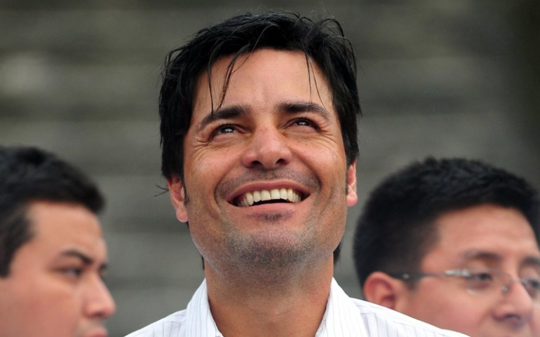 Chayanne's Mom Died From Cancer