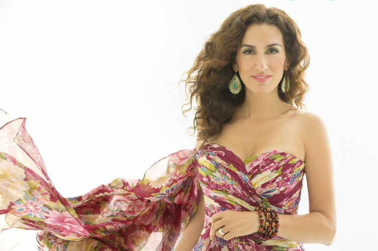 Amanda Martinez Talks Growing Multicultural Motherhood And Singing Spanish Exclusive 169679 on A Multicultural Night