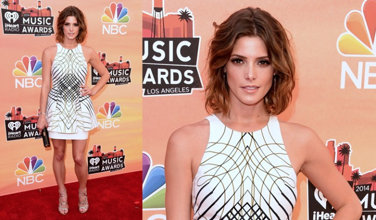 iHeartRadio Music Awards Red Carpet: Ashley Green