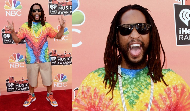 iHeartRadio Music Awards Red Carpet: Lil John