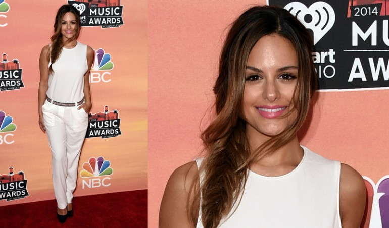 iHeartRadio Music Awards Red Carpet: Pia Toscano