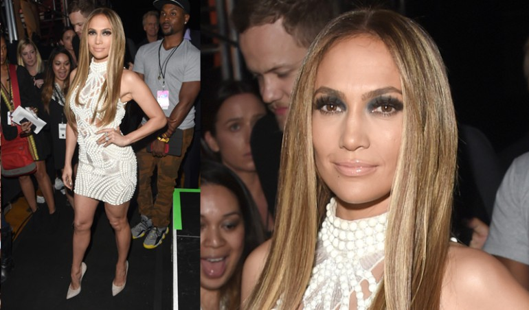 iHeartRadio Music Awards Red Carpet: J.Lo