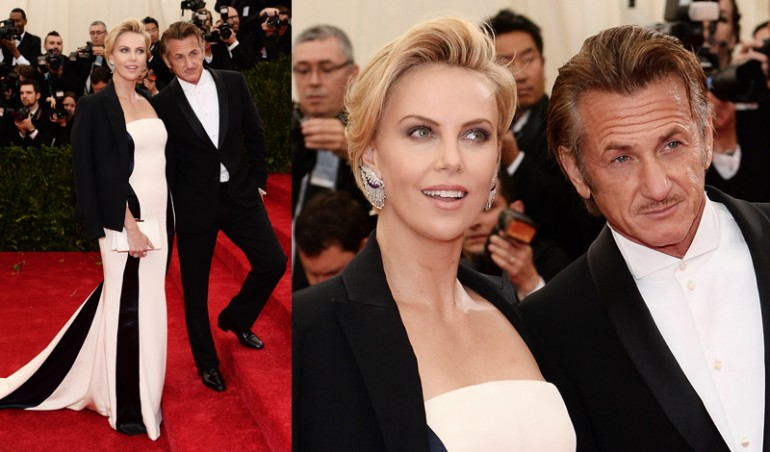 Met Ball 2014: Charlize Theron