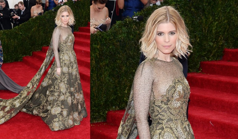 Met Ball 2014: Kate Mara