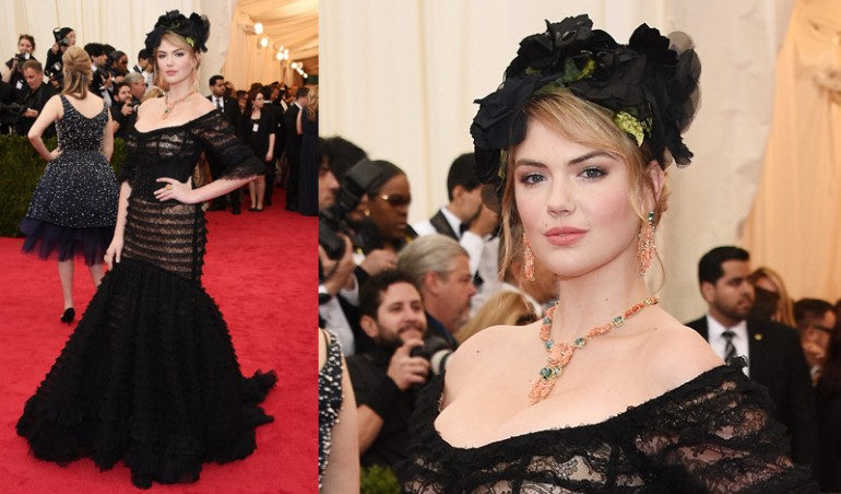 Met Ball 2014: Kate Upton