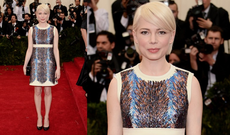 Met Ball 2014: Michelle Williams