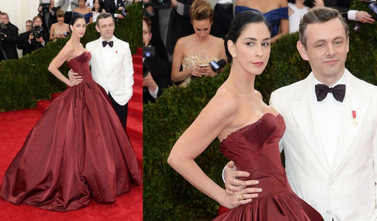 Met Ball 2014: Sarah Silverman