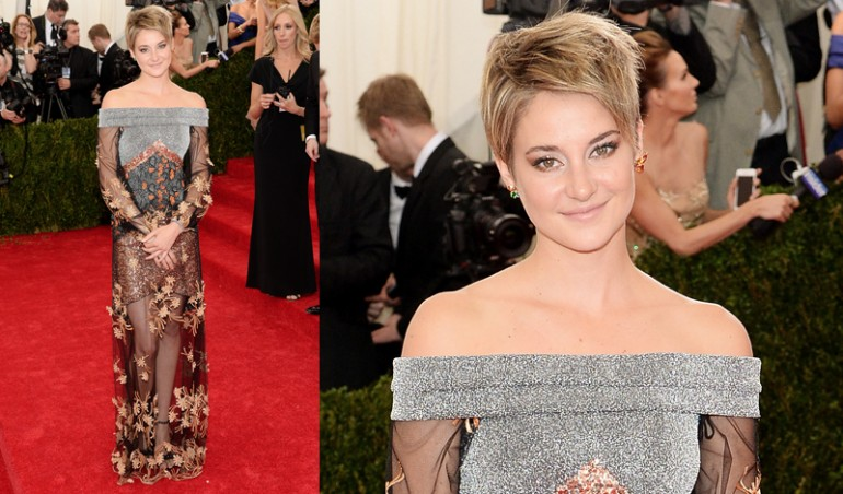 Met Ball 2014: Shailene Woodley