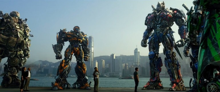 Autobots In Transfomers 4