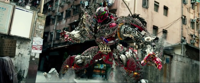 Stinger Decepticon Transformers 4