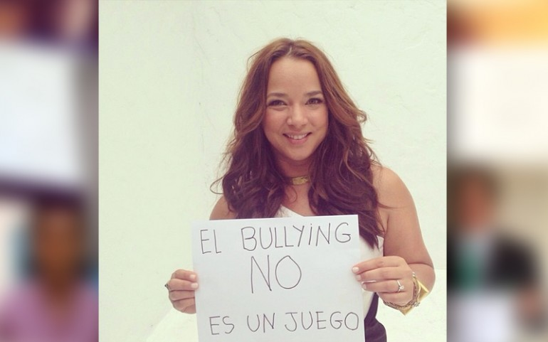 'Bullying Is Not A Game' Campaign: Adamari Lopez