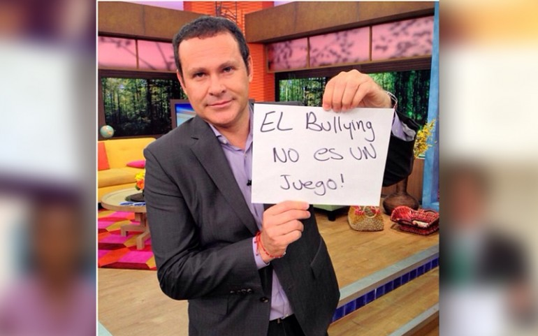 'Bullying Is Not A Game' Campaign: Alan Tacher