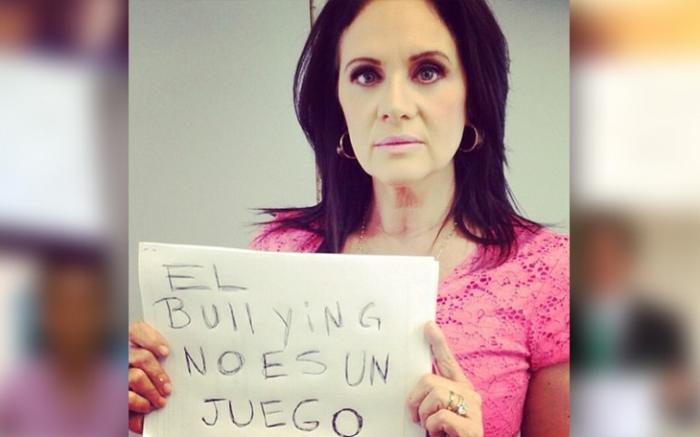 'Bullying Is Not A Game' Campaign: Erika Buenfil