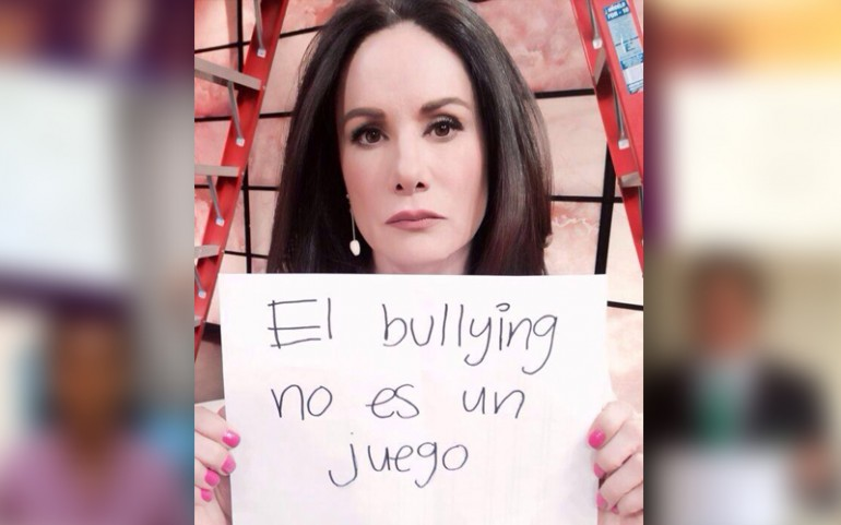 'Bullying Is Not A Game' Campaign: Gloria Calzada