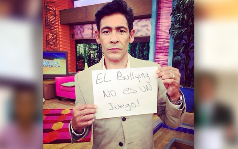 'Bullying Is Not A Game' Campaign: Johnny Lozada