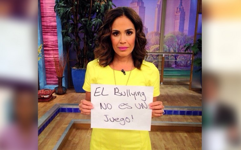 'Bullying Is Not A Game' Campaign: Karla Martinez