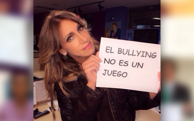 'Bullying Is Not A Game' Campaign: Lili Estefan