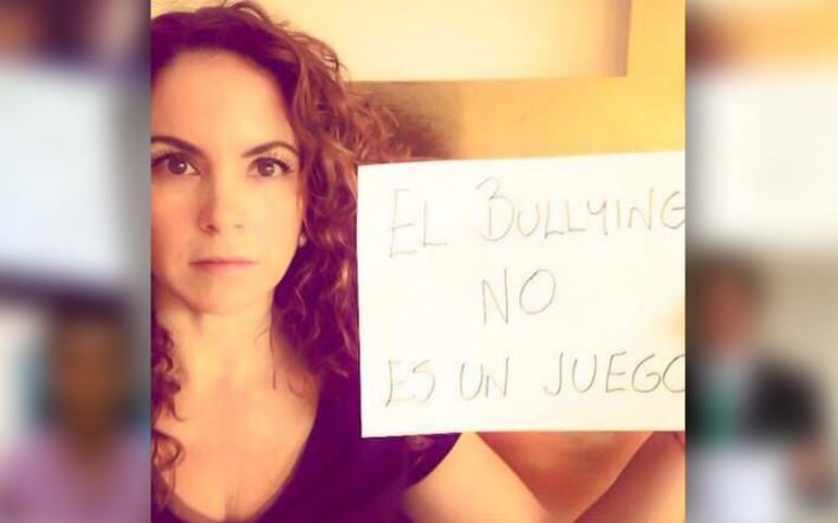 'Bullying Is Not A Game' Campaign: Lucero