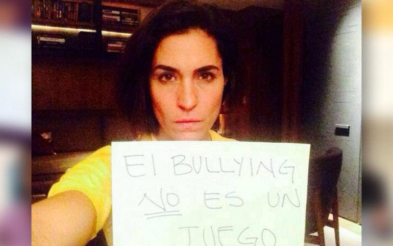 'Bullying Is Not A Game' Campaign: Luz Maria Zetina