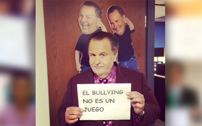 'Bullying Is Not A Game' Campaign: Raúl de Molina