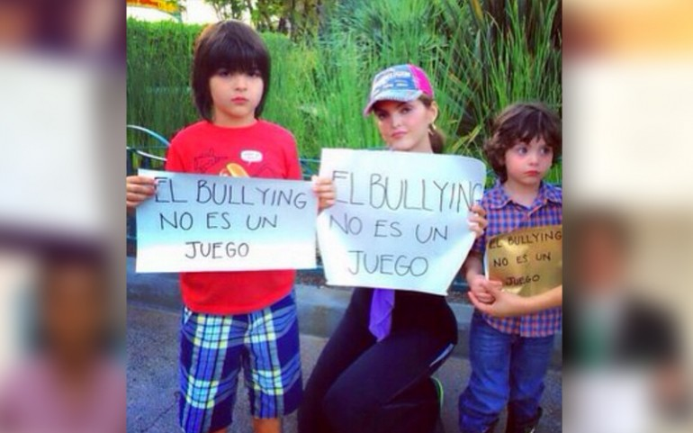 'Bullying Is Not A Game' Campaign: Ana Barbara