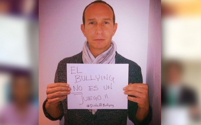 'Bullying Is Not A Game' Campaign: Erik Rubín