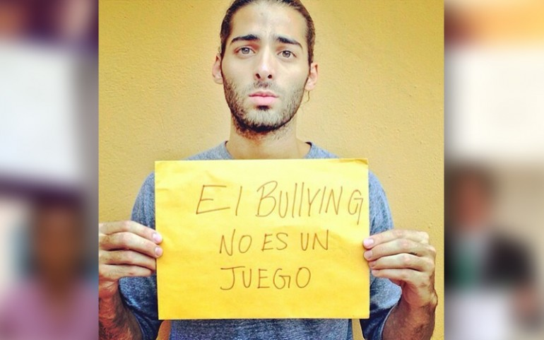 'Bullying Is Not A Game' Campaign: Jason Canela