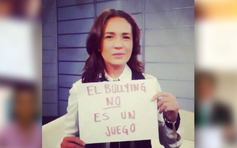'Bullying Is Not A Game' Campaign: Yolanda Andrade
