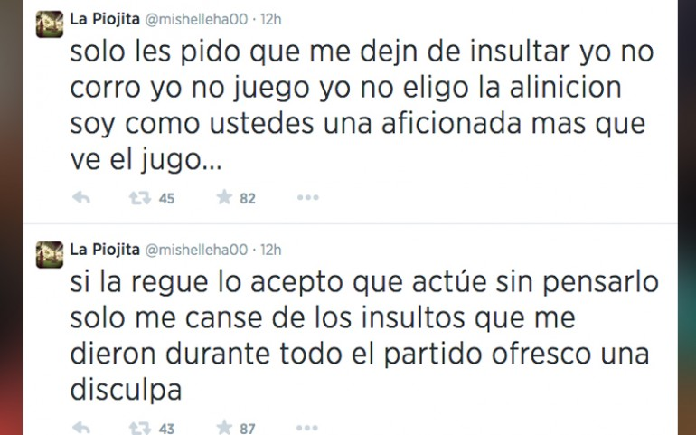 Lady Pioja Tweets