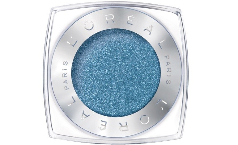 Argentina: L'Oréal Paris Infallible Eye Shadow in Timeless Blue Spark