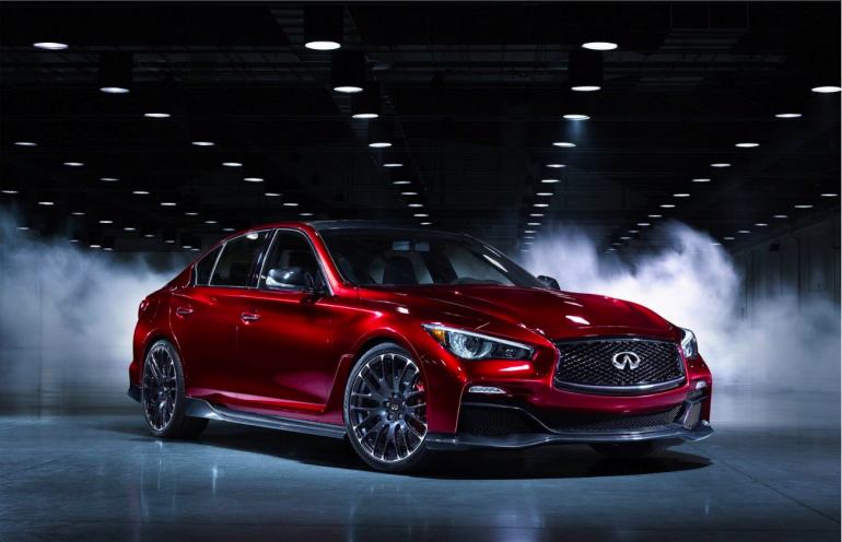 >> Infiniti Q50 Eau Rouge Priced Over 100 000 Q60 Eau Rouge Coupe To