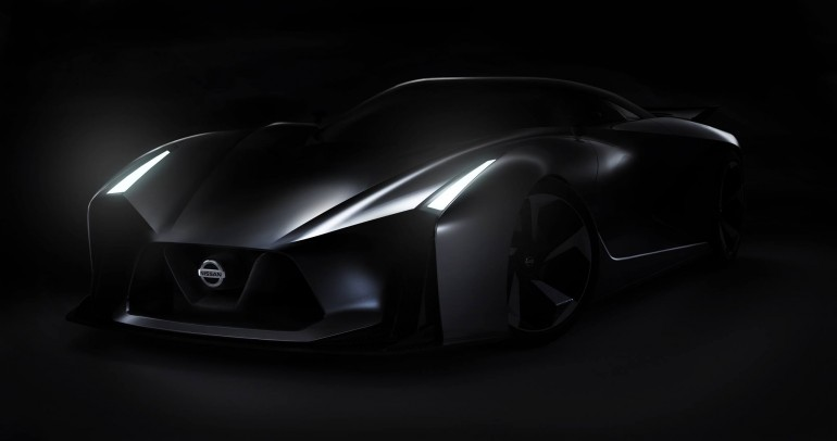 Nissan Vision GT For Gran Turismo 6: 'Next Chapter' GT-R ...