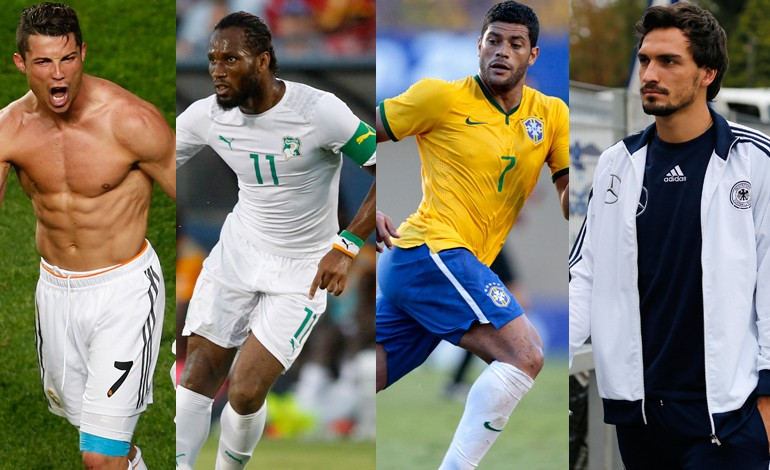 30 Reasons To Watch The World Cup