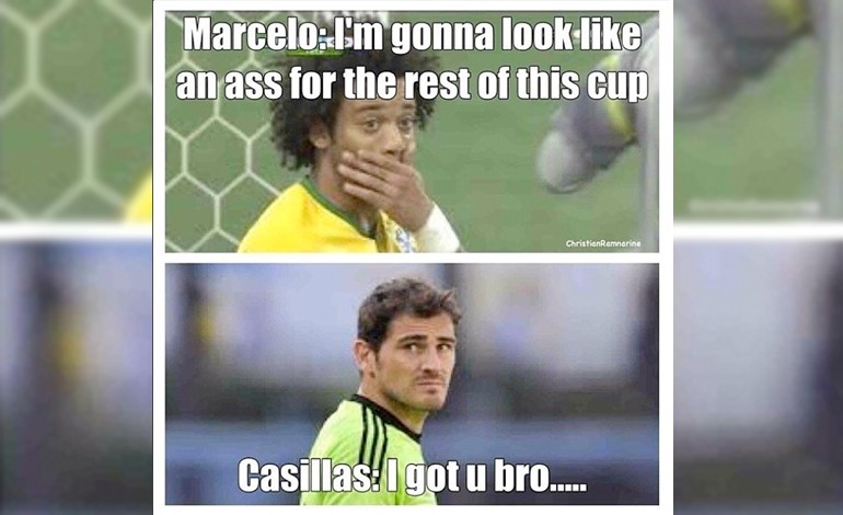 FIFA World Cup Memes Funny Jokes About Spain Vs - 11 hilarious world cup look likes