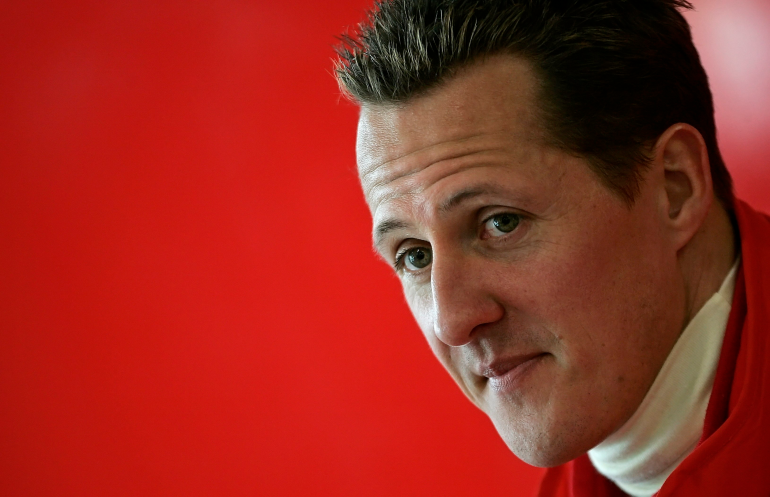 Michael Schumacher Wakes Up From Coma