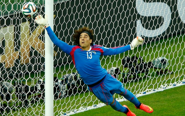 Memo Ochoa's Majestic Saves!