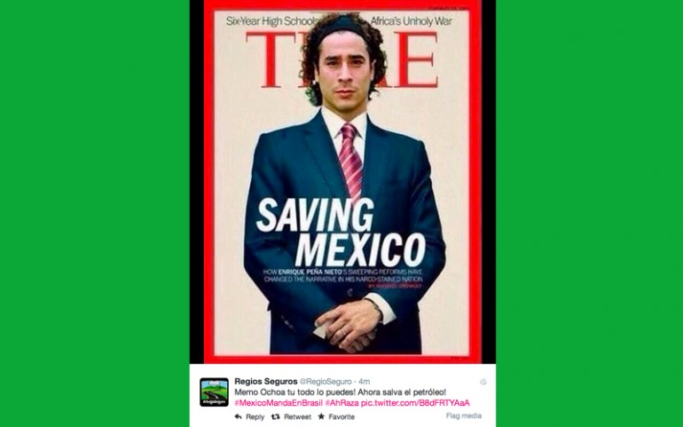 memo ochoa memes world cup 2014 see funniest viral photos from